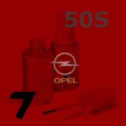 OPEL - 50S - PULL ME OVER RED červená barva - retušovací tužka