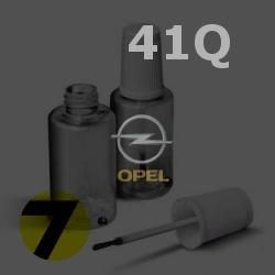 OPEL - 41Q - IRON GREY šedá barva - retušovací tužka