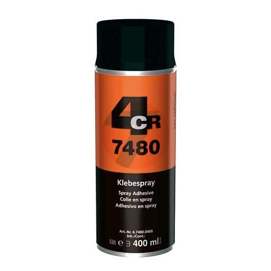 4CR 7480 Adhesive Spray 400 ml