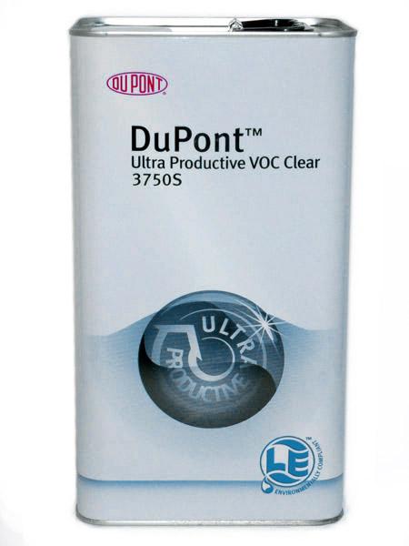 DuPont 3750S bezbarvý lak 5ltr