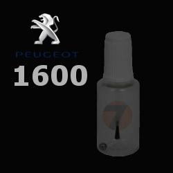 PEUGEOT 1600 NOIR ONYX barva tužka 20ml