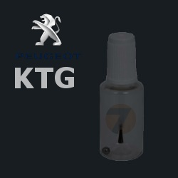 PEUGEOT KTG GRIS HURRICANE barva tužka 20ml