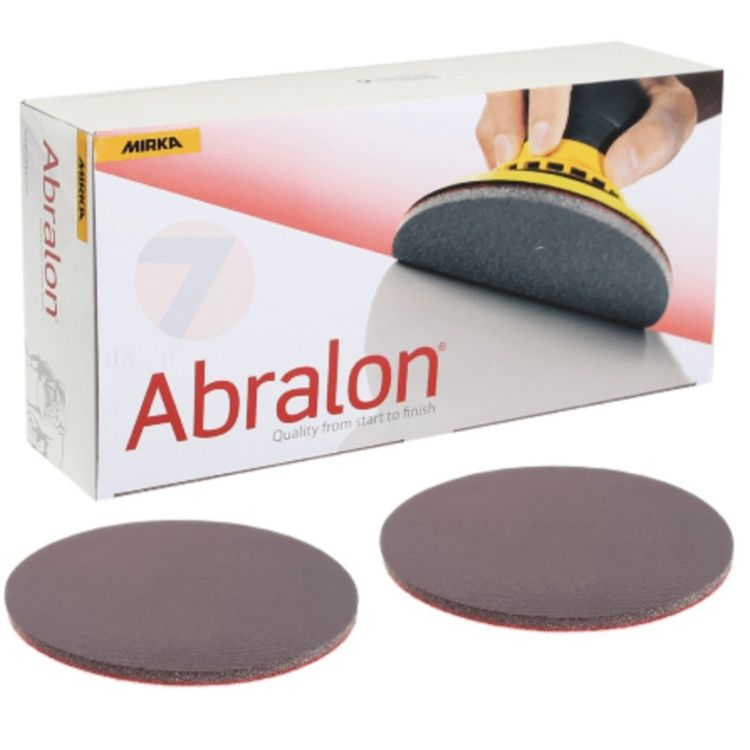Mirka Abralon 150mm P360