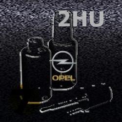 OPEL - 20R - 2HU - GBG - SAPHIRSCHWARZ metal. barva retušovací tužka