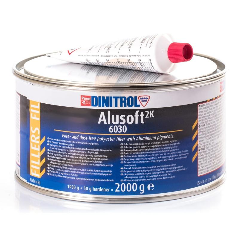 Dinitrol 6030 AluSoft Aluminium tmel 2kg