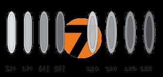 SATAjet X 5500 RP Digital 1.3 I Spray Gun, Cup RPS 0.6/09 l, swivel joint