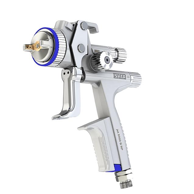 Satajet 5000 B RP 1.6 stříkací pistole, nádobka QCC 0.6 L