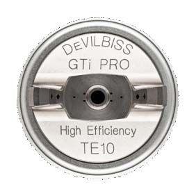 Devilbiss GTI Pro Lite Spray Gun TE10 1.2/1.3mm