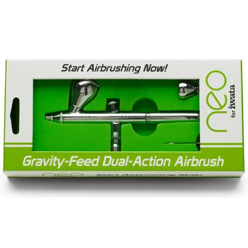 Iwata NEO CN Gravity Dual-Action Airbrush