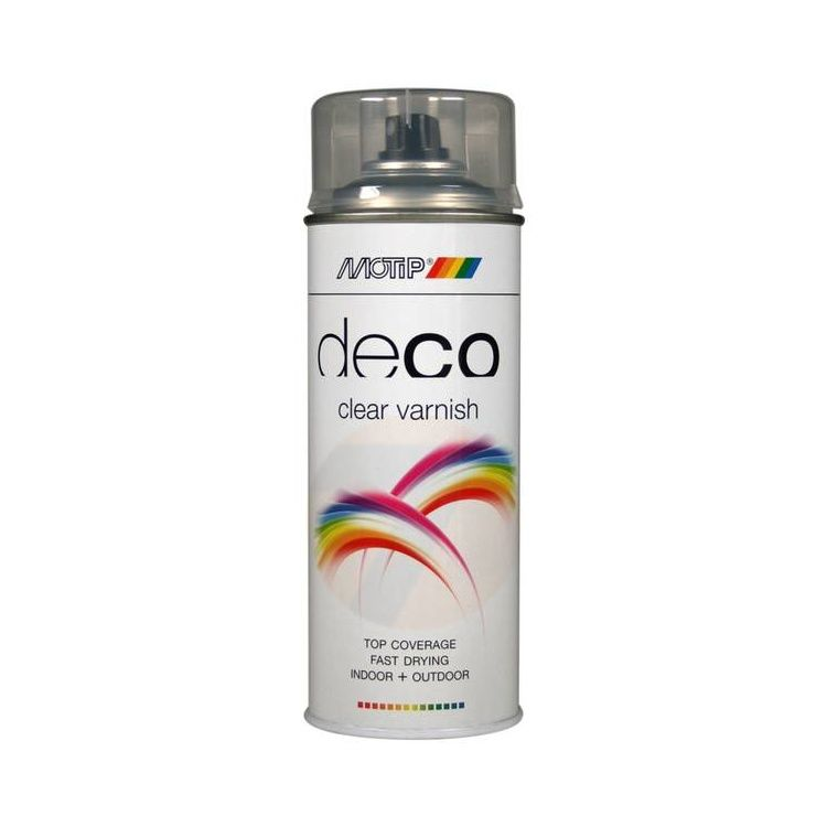 Dupli-Color Deco Clear Lacquer Satin Matt 150ml