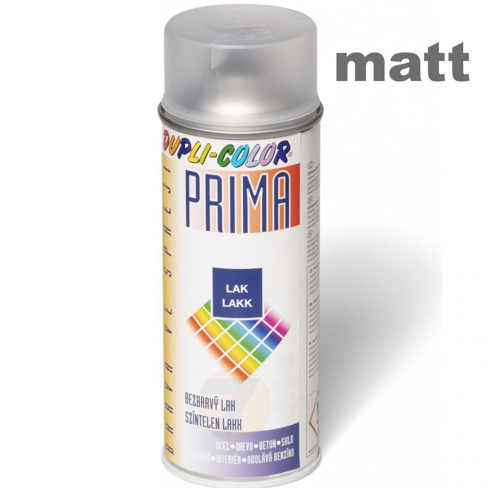 Dupli-Color PRIMA Clear Coat matt Spray 400ml