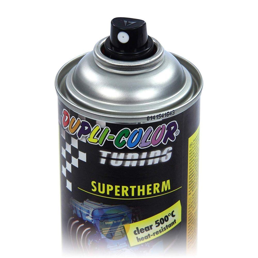 Dupli-ColorSUPERTHERM clear 500°C Spray 400ml