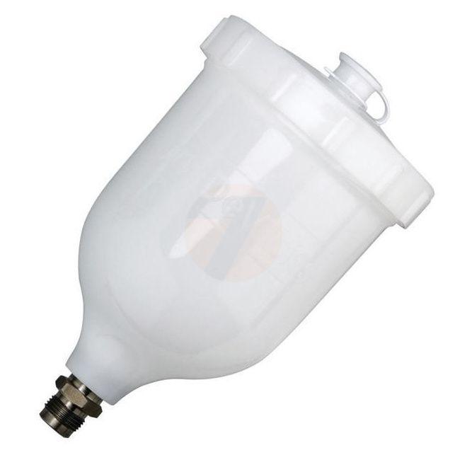 DeVilbiss Acetal Gravity Spray Gun Cup 1 Pint / 568ml
