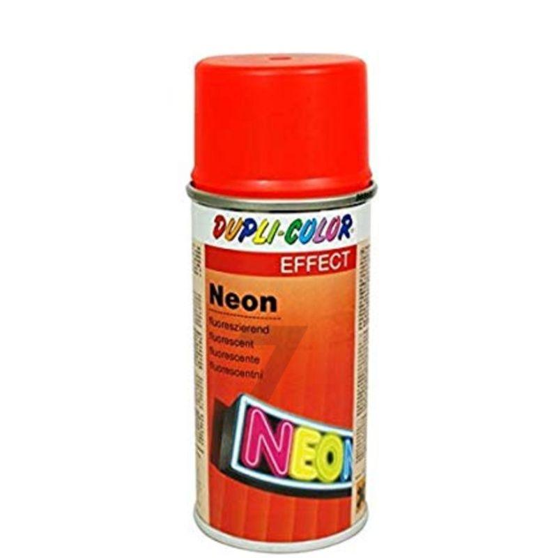 Dupli-Color Neon fluorescent red spray 150ml