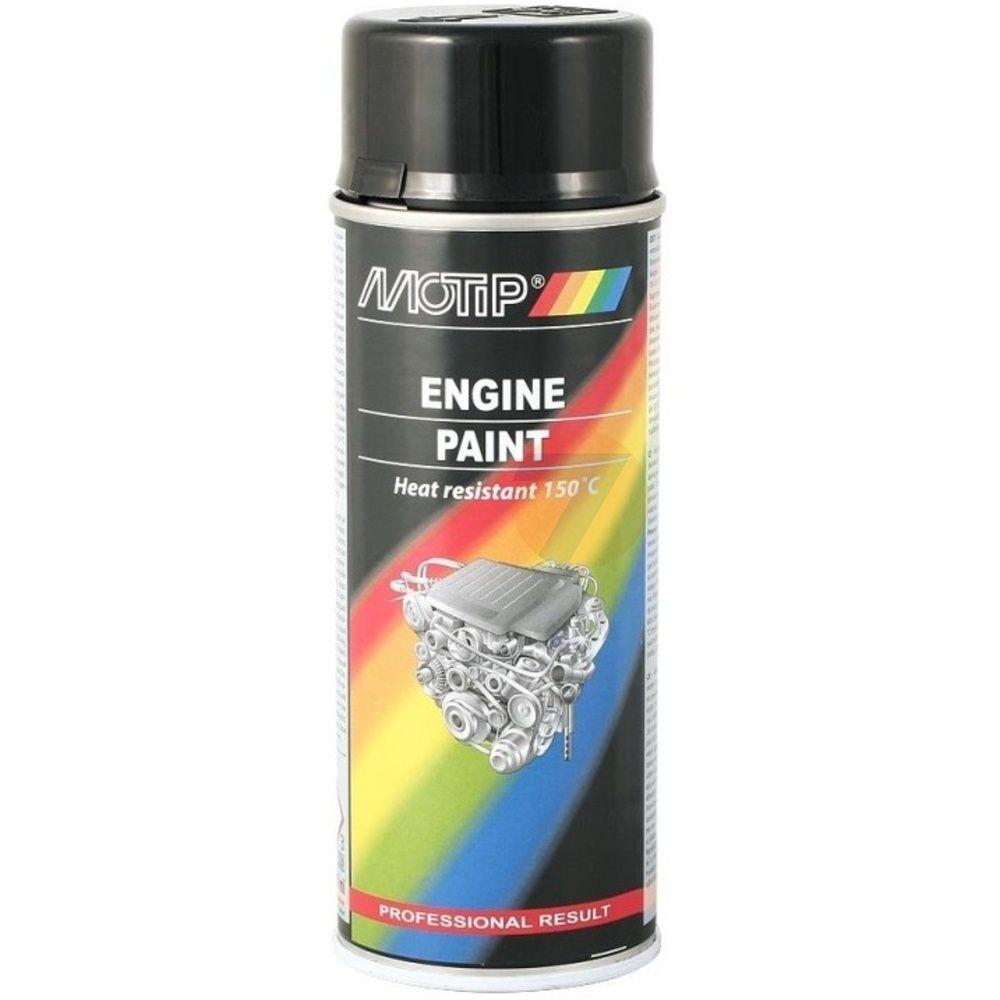 MoTip Tuning Line Engine Paint black 4092 400ml