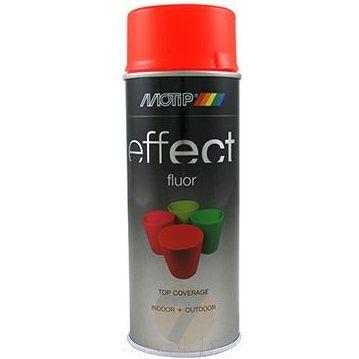 Motip Deco Effect Fluor red/orange Spray 400 ml