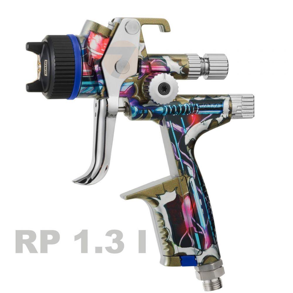 SATAjet X 5500 RP Bionic 1.3 I Spray Gun, Cup RPS 0.6/09 l, swivel joint