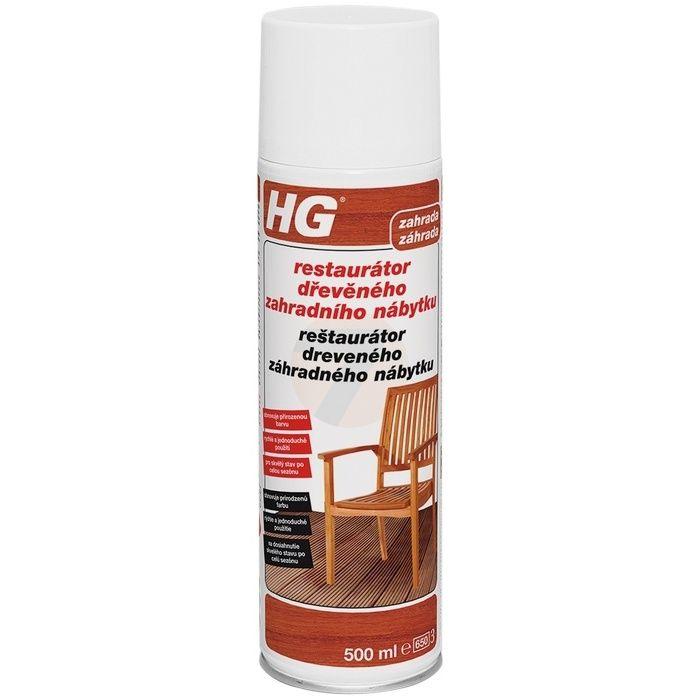 HG hardwood restorer spray 500ml