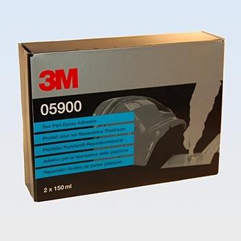 3M 5900 2K Pružný tmel na plasty