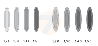 SATAjet X 5500 HVLP 1.3 I Spray Gun, Cup RPS 0.6/09 l, swivel joint