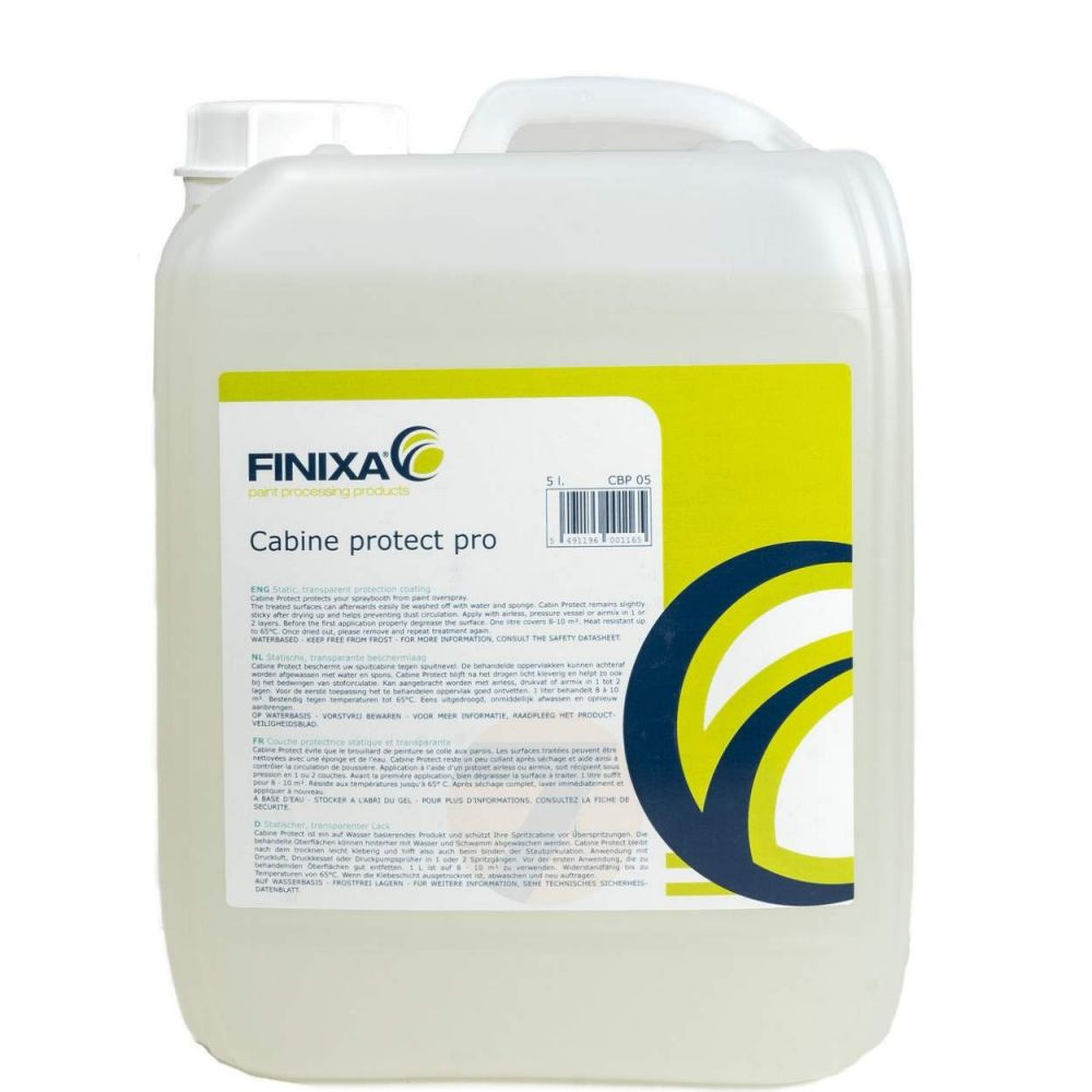 Finixa Spray booth protect pro 5 L