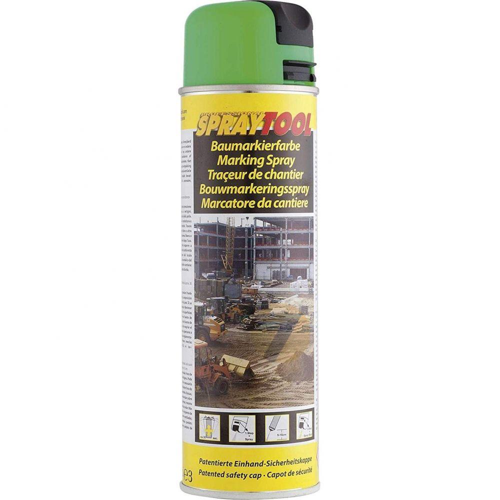 Motip SprayTool Marking Spray green 500ml
