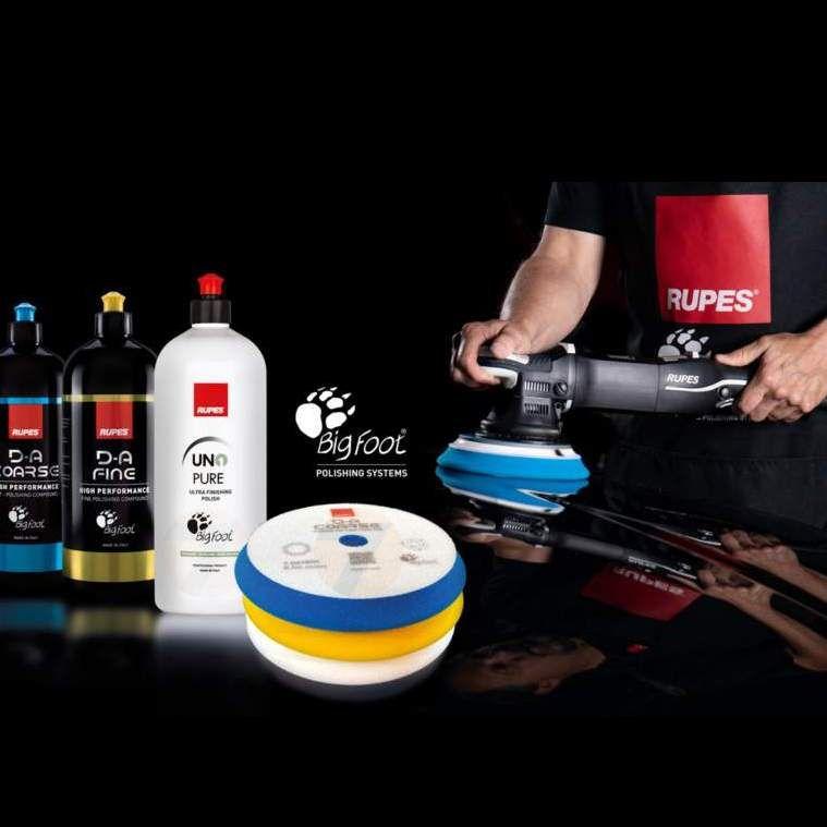 Rupes D-A Coarse Cut Polishing Compound 250 ml