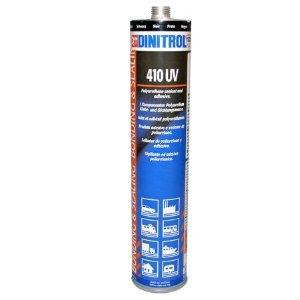 Dinitrol 410 UV karosářský lepící a těsnící tmel černý 310 ml