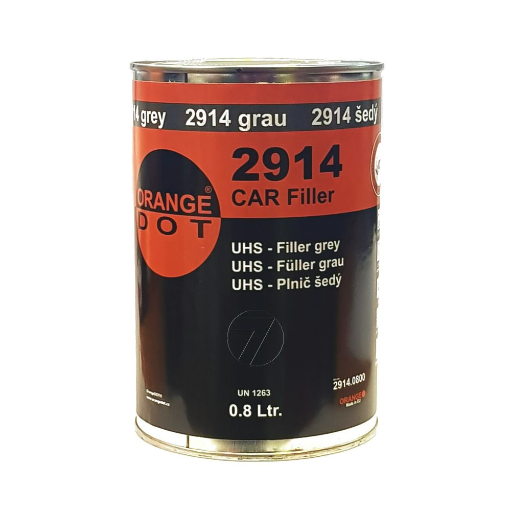 OD 2914 Filler CAR grey 0,8 L
