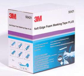 3M 50421 Foam Soft Tape Plus molitanové pásky 21mmx49m