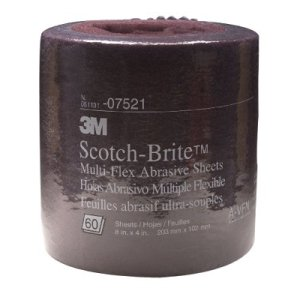 3M 07521 Scotch-Brite Role Multi-Flex fialový