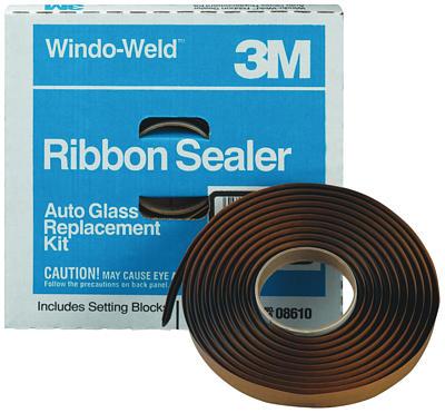 3M 08610 Auto Glas Sealer lepidlo na skla - páska