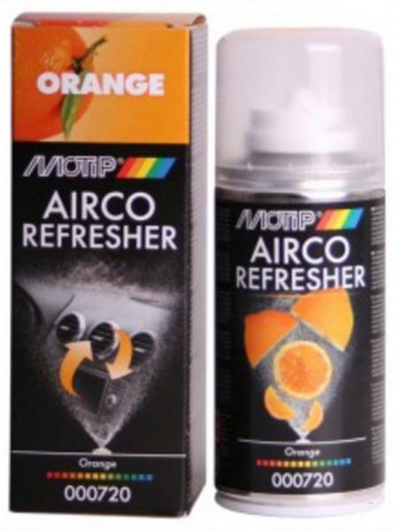 Motip Osvěžovač klimatizace pomeranč 150 ml
