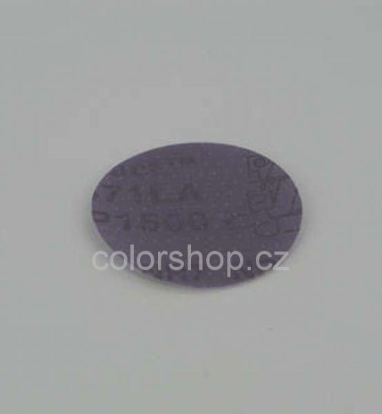 3M 05601 Trizact Brusný papír, 75mm, s.zip, P1500