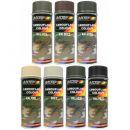 Motip Camouflage Colour RAL 1001 Spray 400 ml