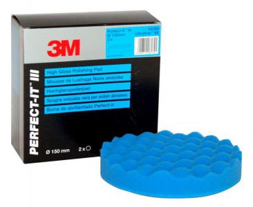 3M 50388 PERFECT-IT III Ultrafina SE High Gloss Polishing Pad - 150mm