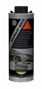 SikaGard 6470 Stone chip protection black 1L