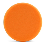 Polishing pad medium, orange D150mm, velcro