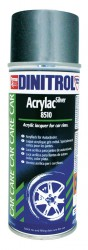 Dinitrol 8510 Acrylac Silver 400ml