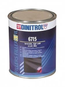 Dinitrol 6715 Acry-Fill 2K filler grey 4:1 1l