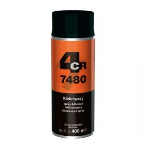 4CR 7480 Adhesive Spray 400 ml