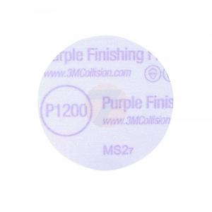 3M 30368 260L Purple+ brusný papír, 75mm, s.zip P1200