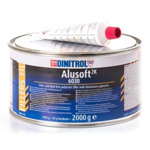 Dinitrol 6030 Aluminium putty 2kg
