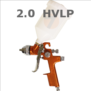 Starchem HVLP Gold 2.0 Spray Gun