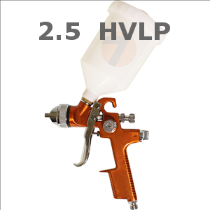 Starchem HVLP Gold 2.5 Spray Gun
