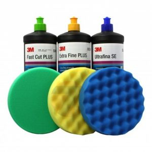 3M Polishing set 3+3