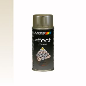 Motip Chrom effect Gold spray 150 ml