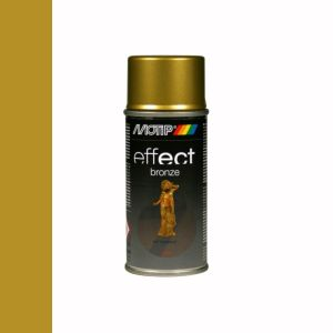 Motip Bronze Gold effect spray 150 ml