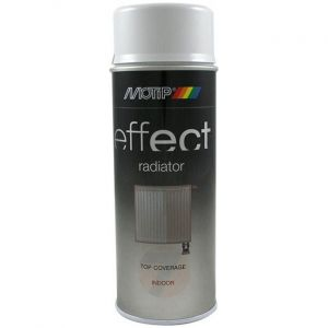 Motip Effect radiator white gloss spray 400 ml