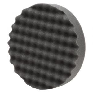 3M 5738 Foam Compounding Pad black 203 mm